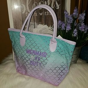 Capelli of New York Bags - Capelli Mermaid off  Duty beach tote